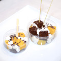 Choco Pound and Mango