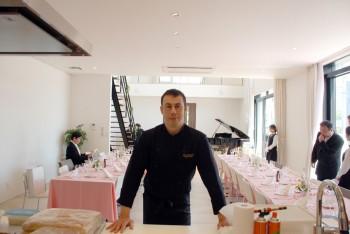 Luca @wedding house
