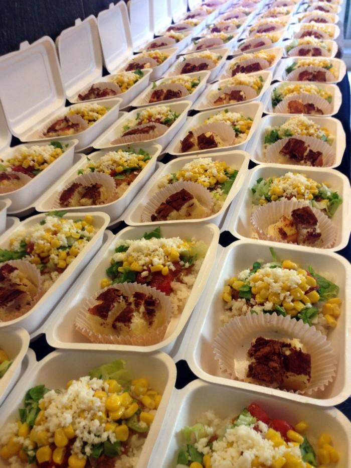 Organic Taco Rice