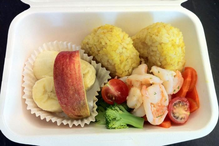 Lucadeli Organic School Lunch Box (Bento) スクールランチ オーガニック弁当