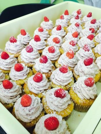 Cupcakes overload!