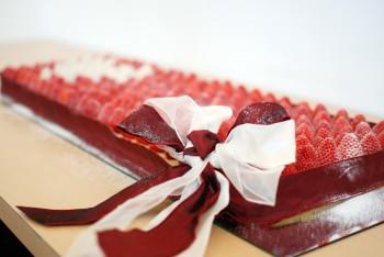 Organic Wedding Cake1