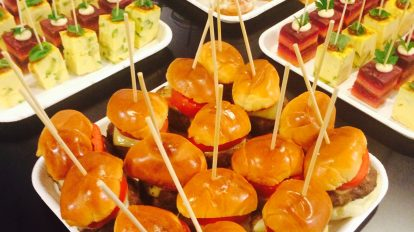Today's catering