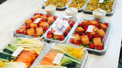 LucaDeli office lunch catering