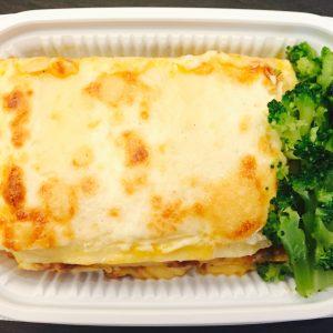 Organic Veggie Lasagna
