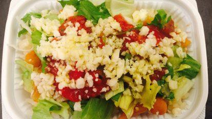 Veggie Taco Rice