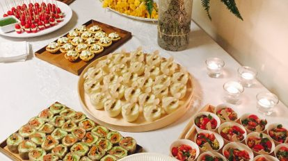 The best catering in Tokyo