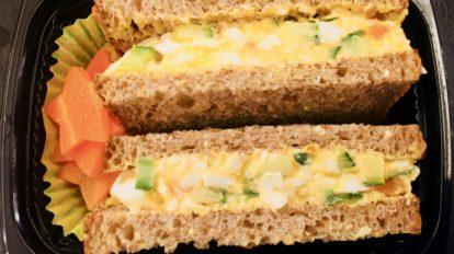 Egg, Mayo, Cucumber