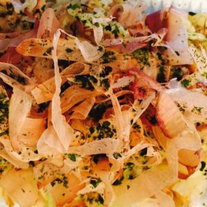 Seafood Yakisoba
