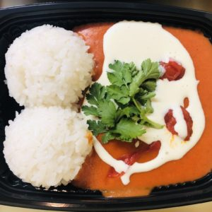 Tomato Butter Cream Curry