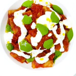 Tomato and Ricotta