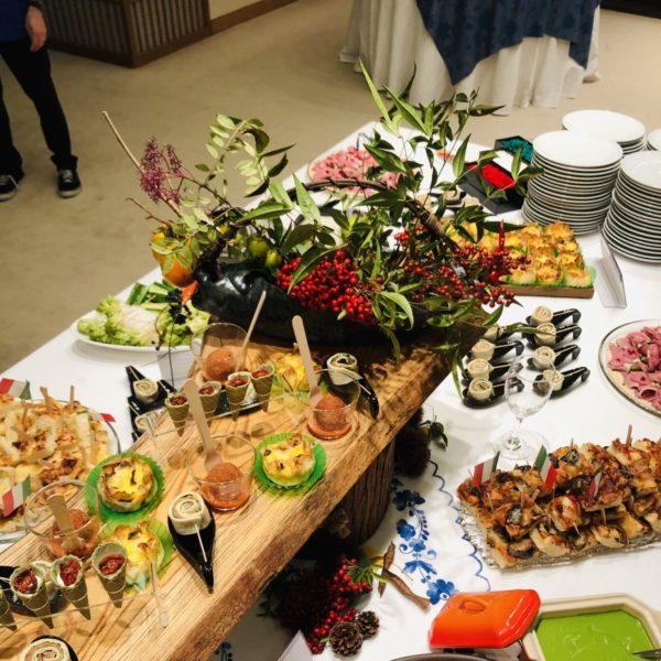 Organic Catering Service